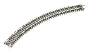 Peco N ST-15 No.2 Radius Double Curve 263.5mm 10 3/8in radius