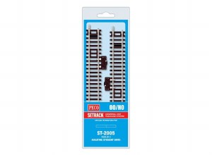Peco OO ST-2005 Isolating Standard Straight (Pack of 2)