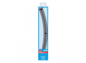 Peco OO ST-2031 Double Curve, 3rd Radius (Pack of 4)