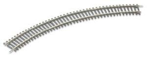 Peco OO ST-221 No.1 Radius Double Curve 371mm 14 5/8in radius