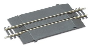 Peco OO ST-264 Straight Add-on Track Unit for level crossing
