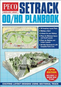 Peco OO STP-OO Setrack OO/HO Plan Book 5th Edition