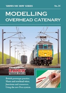 Peco OO SYH26 Modelling Overhead Catenary