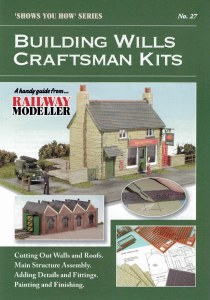 Peco OO SYH27 Building Wills Craftsman Kits