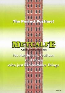 Metcalfe Other T107 Metcalfe OO & N Brochure