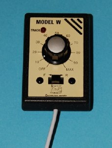 Gaugemaster Other MODELW Model W Single Track Walkabout Controller.