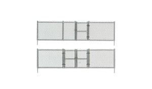Woodland Scenics OO WA2983 Chain Link Fence
