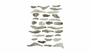 Woodland Scenics Other WC1141 Creek Bed Ready Rocks