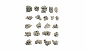 Woodland Scenics Other WC1142 Boulders Ready Rocks