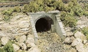 Woodland Scenics N WC1163 N Masonry Arch Culvert (x2)