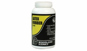 Woodland Scenics Other WC1204 Latex Rubber 16 fl. oz.