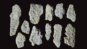 Woodland Scenics Other WC1231 Rock Mold-Surface Rocks (5x7)
