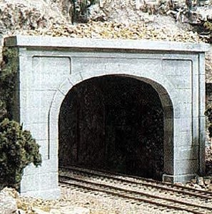 Woodland Scenics HO WC1256 HO Scale Tunnel Port Concret Double (x1)