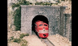 Woodland Scenics O WC1267 O Tunnel Port Cut Stone