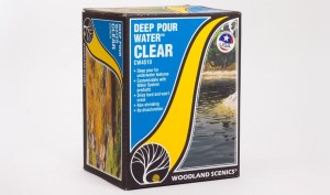 Woodland Scenics Other WCW4510 Deep Pour Water - Clear