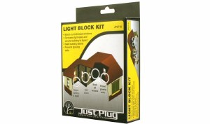 Woodland Scenics Other WJP5716 Light Block Kit