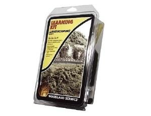 Woodland Scenics Other WLK954 Learning Kit - Landscaping
