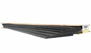 Woodland Scenics N WST1460 N Scale Trackbed Sheets Pack 6