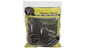 "Woodland Scenics Other WTR1101 0.75-3"" Mixed Deciduos Trees (Kit of 36)"