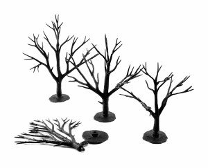 "Woodland Scenics Other WTR1122 Tree Armatures Deciduous Trees 3"" to 5"""
