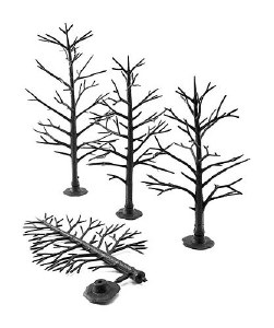 "Woodland Scenics Other WTR1123 Tree Armatures Deciduous Trees 5"" to 7"""