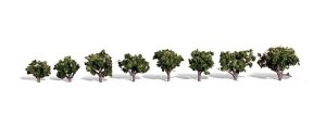 Woodland Scenics Other WTR3501 8 Sun Kissed Trees Medium 0.75-1.25in 1.9 -3.1cm