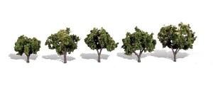 Woodland Scenics Other WTR3502 5 Sun Kissed Trees Medium 1.25-2in 3-5cm