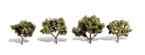 Woodland Scenics Other WTR3503 4 Early Light Trees Light 2 - 3in 5.08-7.62cm