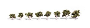 Woodland Scenics Other WTR3531 8 Waters Edge Trees Birch 0.75 - 1.25in 2-3cm