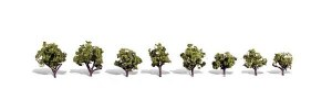Woodland Scenics Other WTR3545 8 Early Light Trees Light 0.75-1.25in 2-3cm