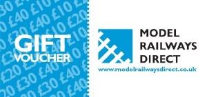 Model Railways Direct Other £90 Gift Voucher