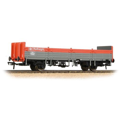Cambrian C66.SECR//SR 12ton 7-Plank Open Wagon Kit. 00