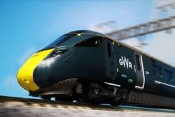 Class 800/0 GWR Hitachi IET 800021 5 Car EMU Train Pack