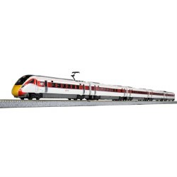 Class 800/0 LNER Hitachi Azuma 800209 5 Car EMU Train Pack