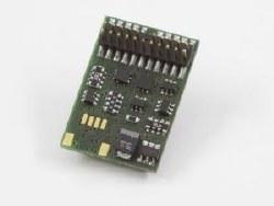 Silver + PluX22 with NEM 658 plug