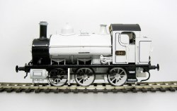 Class 1361 0-6-0ST 1361 Photographic Grey
