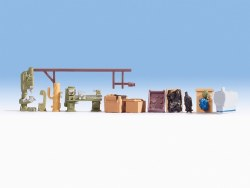 Workshop Accessories (HO Scale)