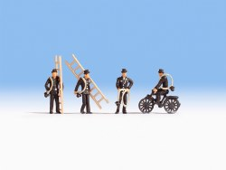 Chimney Sweeps (HO Scale)