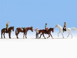 Horses & Riders
