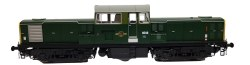 Class 17 BR Green Full Yellow Ends 8546
