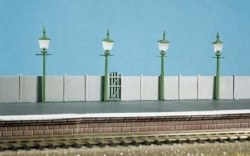 Station/Street Lamps 4 per pack