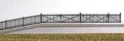 GWR Spear Fencing black ramps and gates