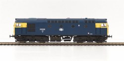 Class 26/1 26028 BR Blue with Full Yellow Ends