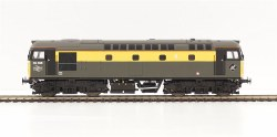 Class 26/1 26036 BR Engineers Dutch Grey Yellow Livery