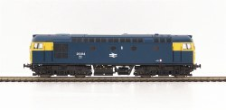 Class 26/0 26014 BR Blue with Full Yellow Ends