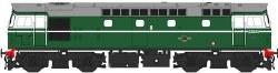 Class 27 D5349 in green