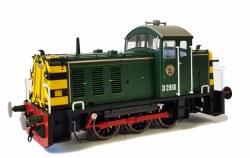 Class 07 (v1) as-built BR(s) green D2988
