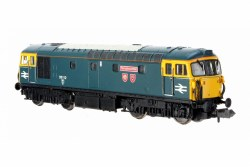 Class 33/1 33112 'Templecombe' BR Blue (Depot Special)
