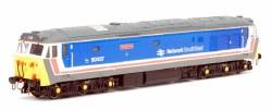 Class 50 50037 Original Network SoutEast 'Illustrious' DCC