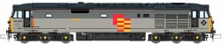 Class 50 Defiance 50149 Railfreight Grey  Refurbished